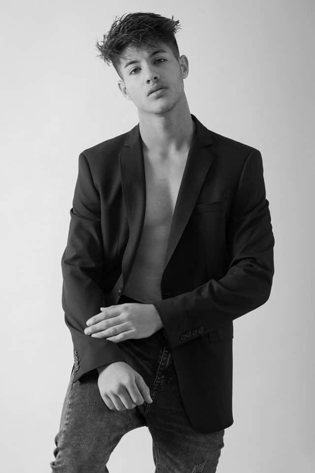 Efifo - מגזין האופנה של ישראל,דוגמן:שפיק עזאם,צילום: משה אהרון,סוכנות: Passion Management, אופנה - 5