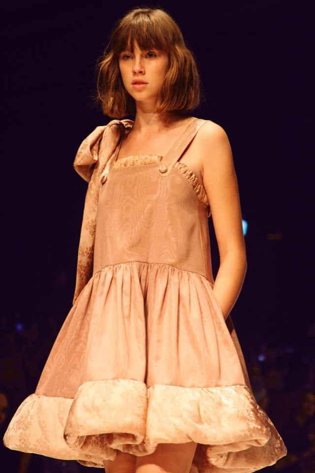 תצוגת האופנה של ויוי בלאיש בשבוע האופנה תל אביב, vivi bellaish, צילום: עומר רביבי - 5