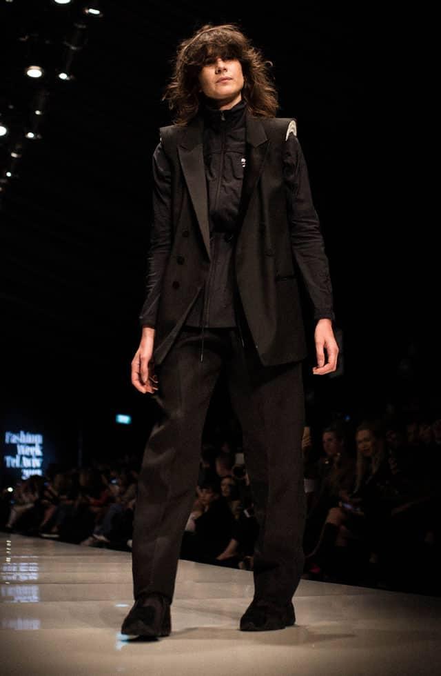 תצוגת rima romano בשבוע האופנה תל אביב, רימה רומנו, צילום: יונתן אזולאי - 3