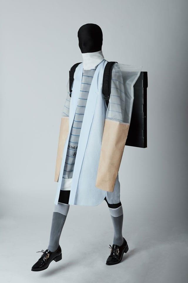 אופנה: ניר חצרוני. ״נוכח נעדר״. קפסולה 0001