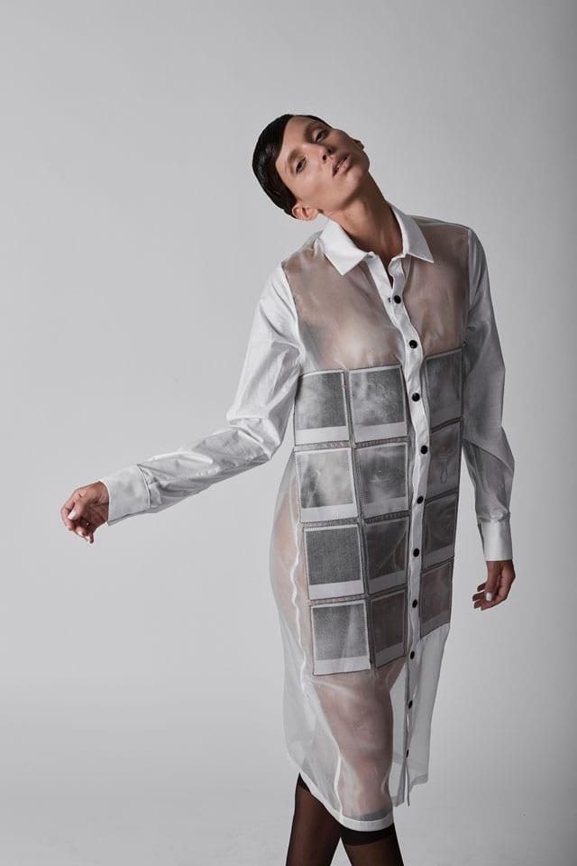 אופנה: ניר חצרוני. ״נוכח נעדר״. קפסולה 001