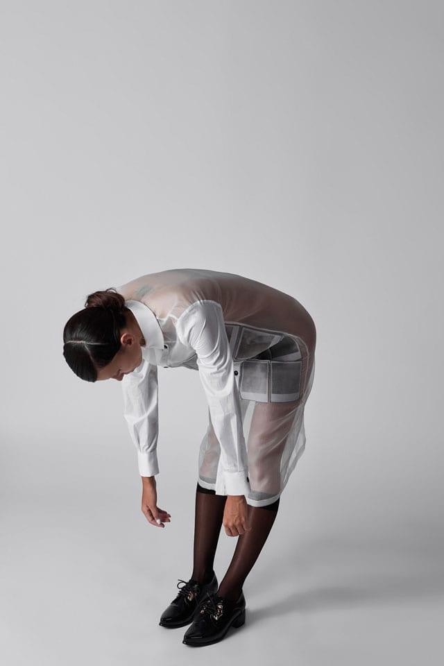 אופנה: ניר חצרוני. ״נוכח נעדר״. קפסולה 002