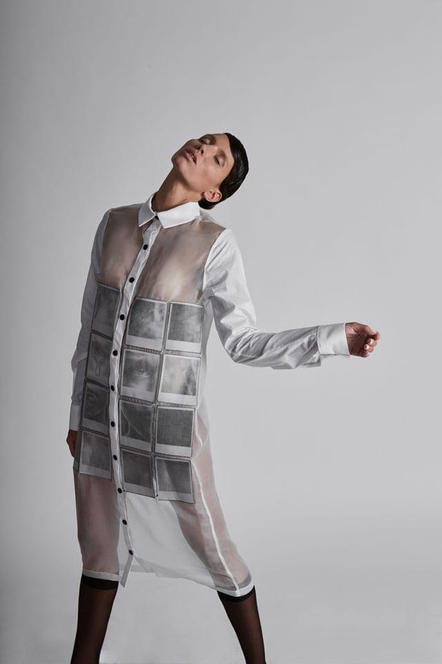 אופנה: ניר חצרוני. ״נוכח נעדר״. קפסולה 003