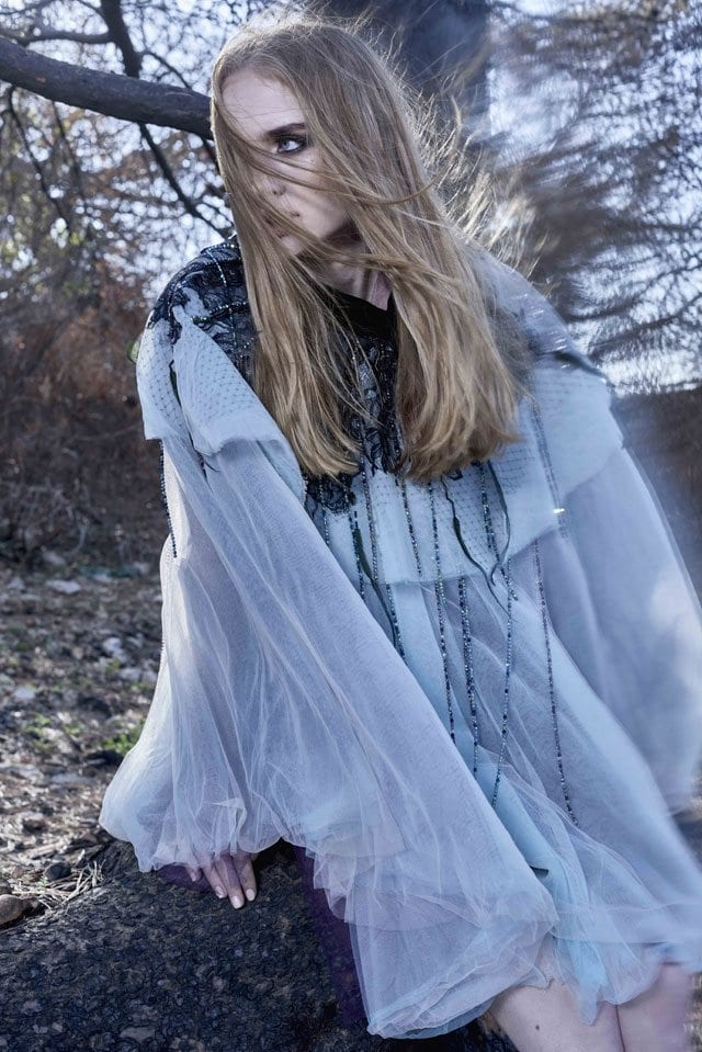 fashion designers, Women Fashion, Vogue: WOW - Photographer: Hay Turjeman--