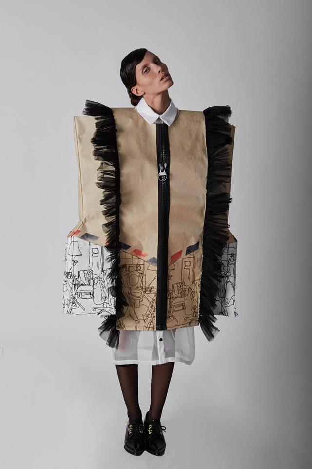 אופנה: ניר חצרוני. ״נוכח נעדר״. קפסולה 01