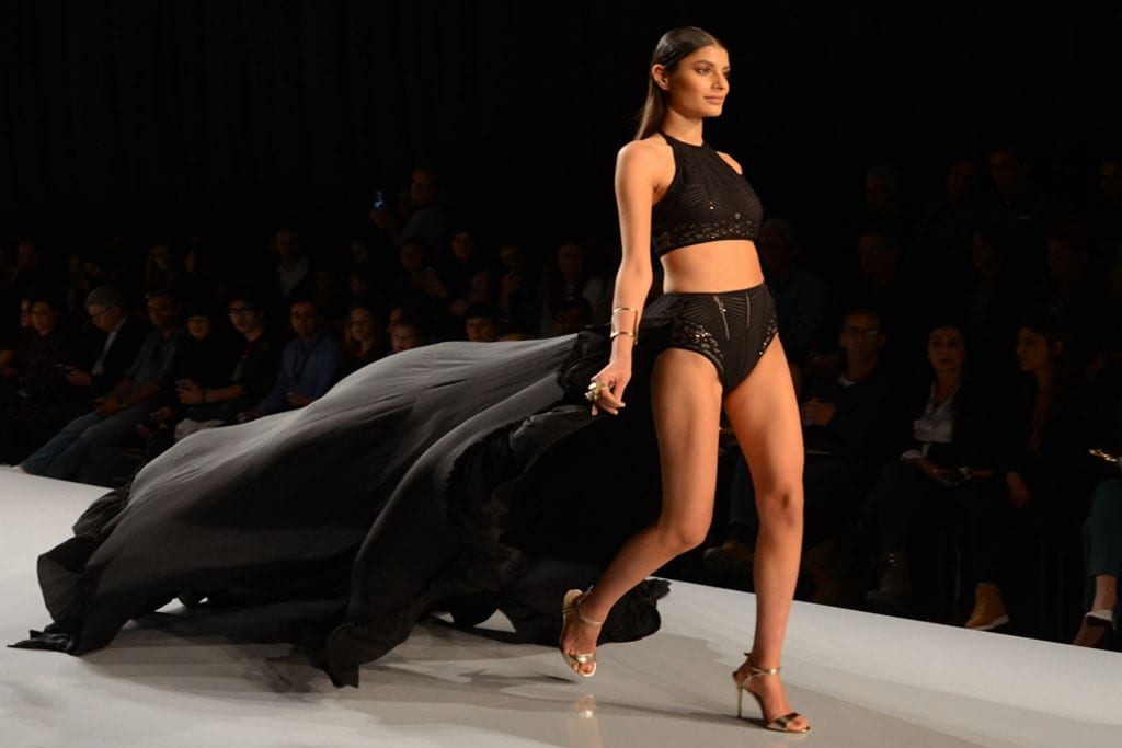 גוטקס בשבוע האופנה גינדי תל אביב 2017-1-14