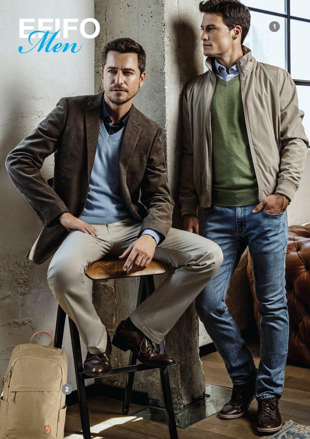 EFIFO. מגזין אופנה. MEN'S SHOPPING#12#16-8