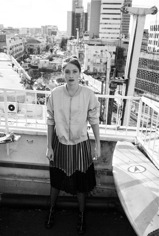 WOMEN FASHION: Urban woman by Hila Kadi-3