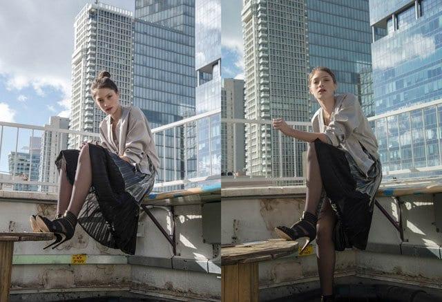 WOMEN FASHION: Urban woman by Hila Kadi-2