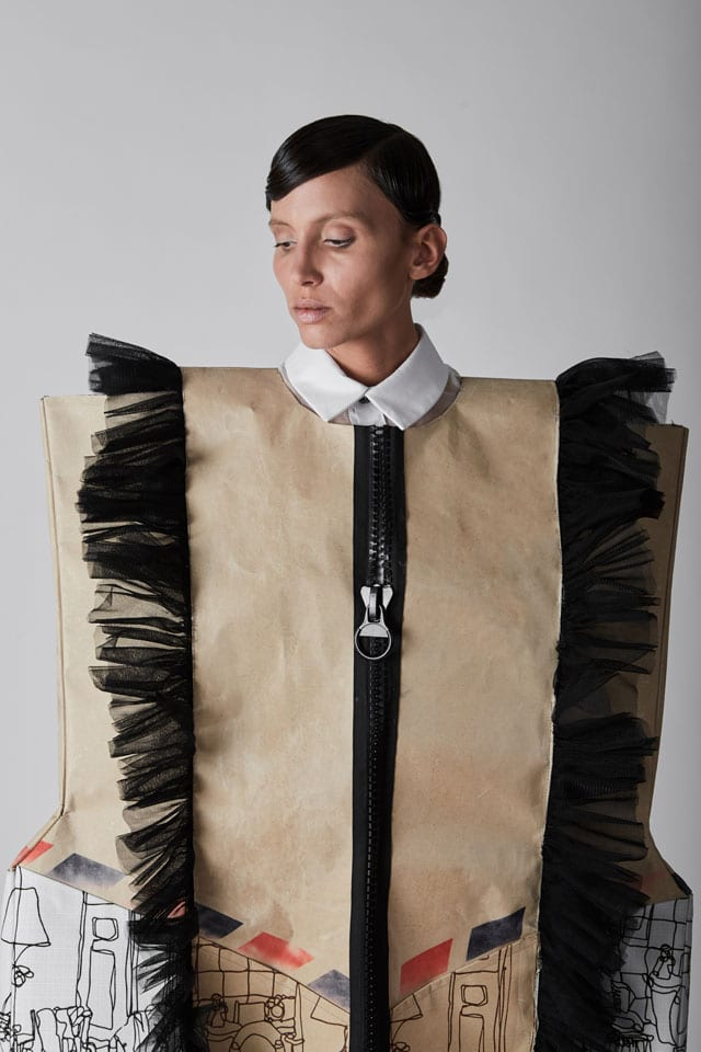 אופנה: ניר חצרוני. ״נוכח נעדר״. קפסולה 02