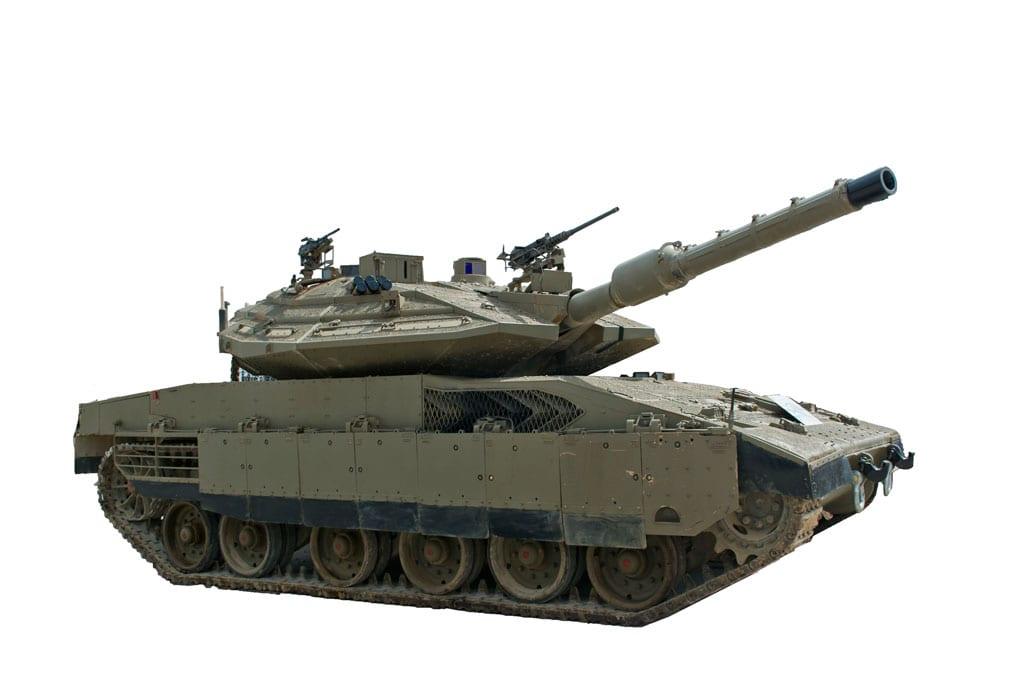 טנקים בגבעתיים