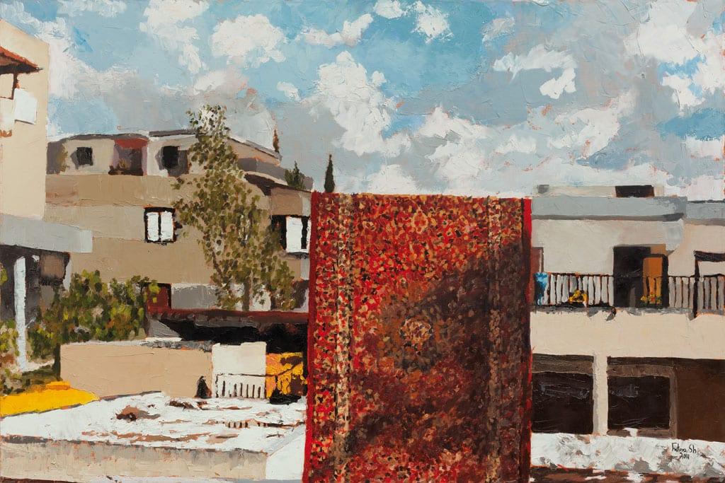פאטמה שנאן דרע היא הזוכה בפרס שיף לאמנות לשנת 2016-2