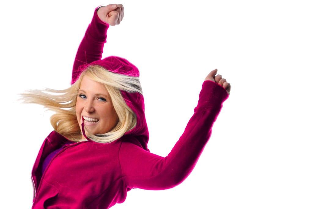 ריקוד (הזומבה) תורם לבריאות-1