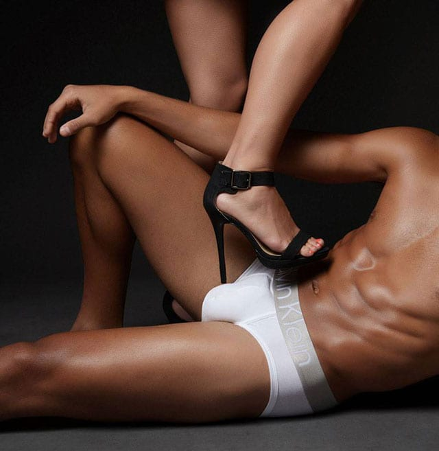 לי לוי, כוכבת אמזונס׳, סקסית עם אסף גורן-1