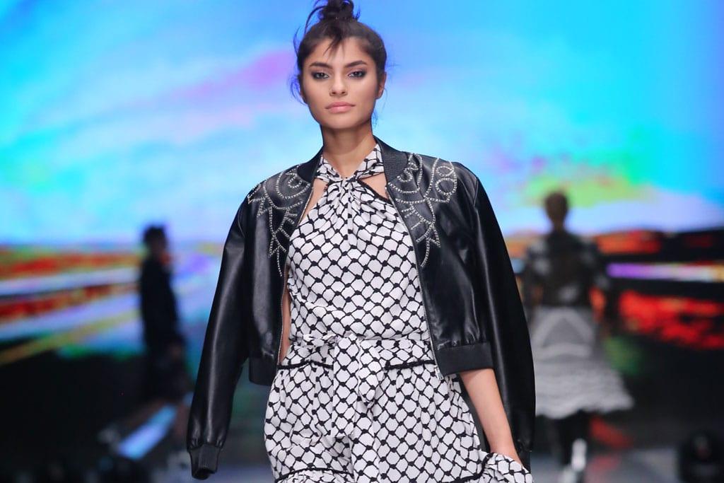 דורית בר אור שבוע האופנה 2015-2