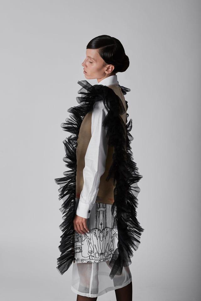אופנה: ניר חצרוני. ״נוכח נעדר״. קפסולה 03