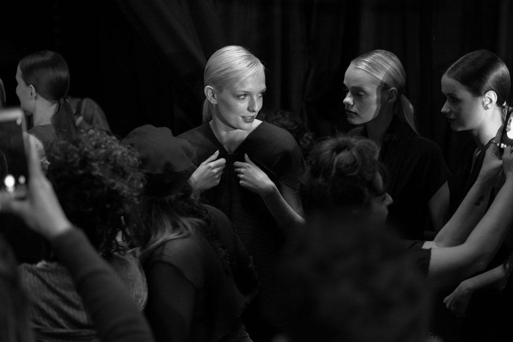 שבוע האופנה גינדי תל אביב 2017: תמרה סלם. צילום: דניס גרצקיס-35