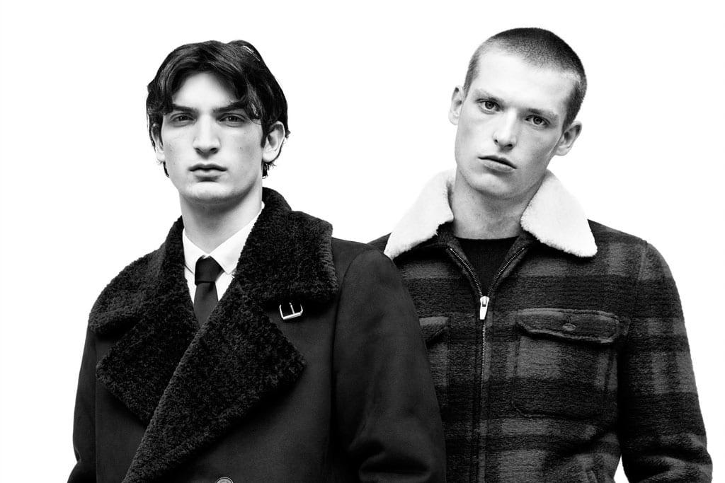 רשת האופנה הספרדית ZARA מציגה קולקציית גברים לחורף 2016/7 -1