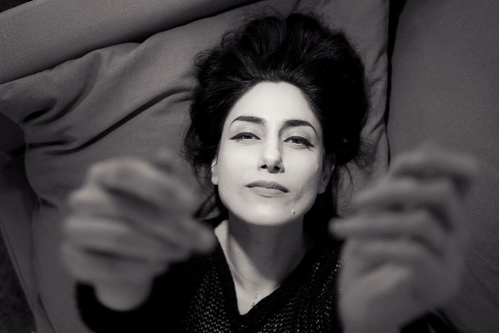 רונית אלקבץ. צילום: גבריאל בהרליה, 2011