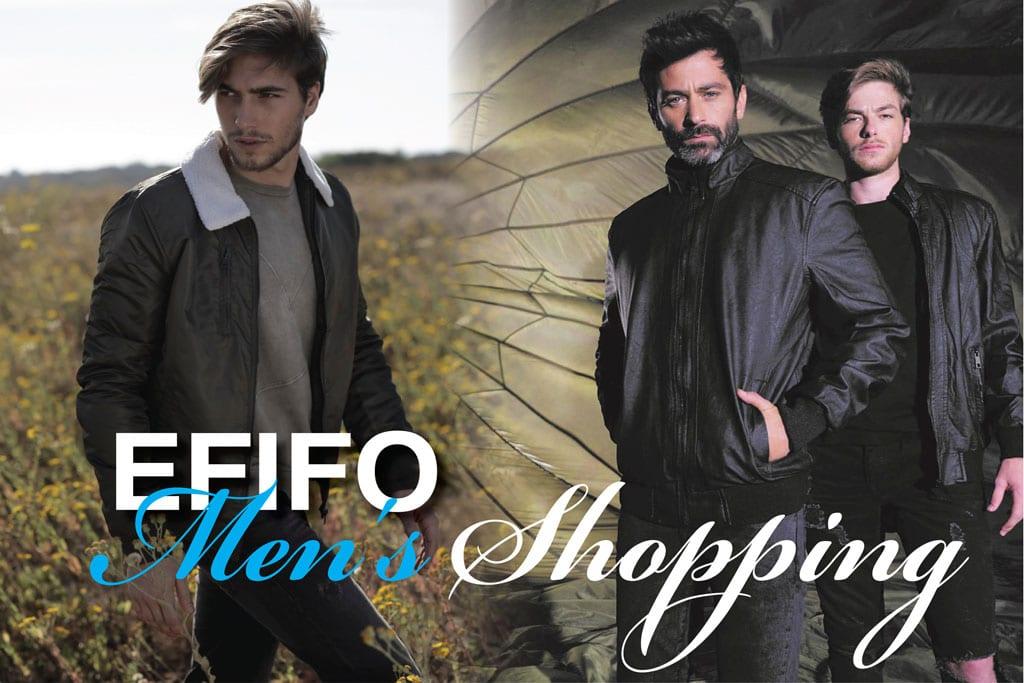 EFIFO. מגזין אופנה. MEN'S SHOPPING#12#16-1