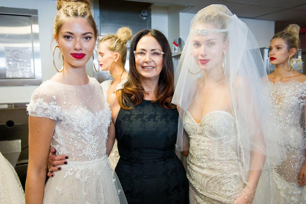 ברטה הציגה בשבוע האופנה לכלות בניו יורק את קולקציית 2017-2