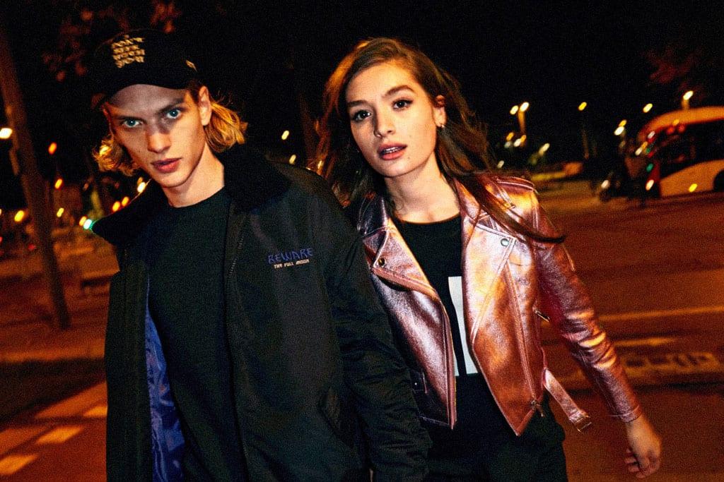 EFIFO. מגזין אופנה. ברשקה. קולקציית THE NIGHT IS YOUNG-