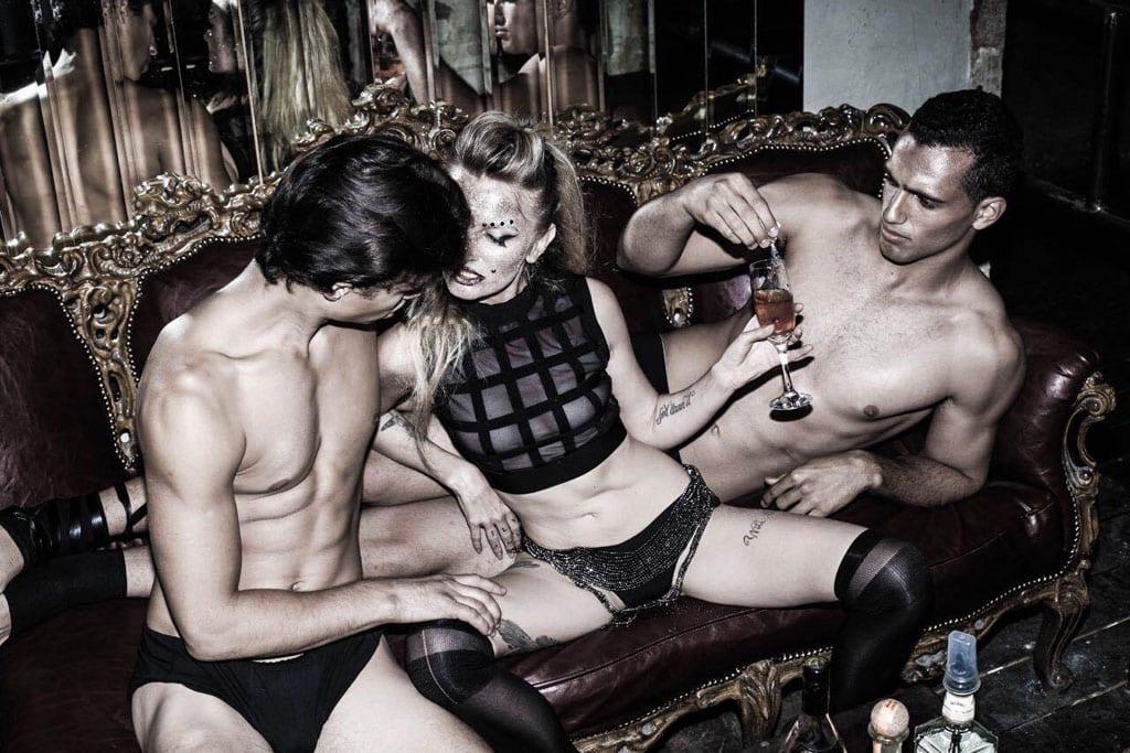 EFIFO מגזין אופנה. GHB - צילום: אנסטסיה שטניקובה
