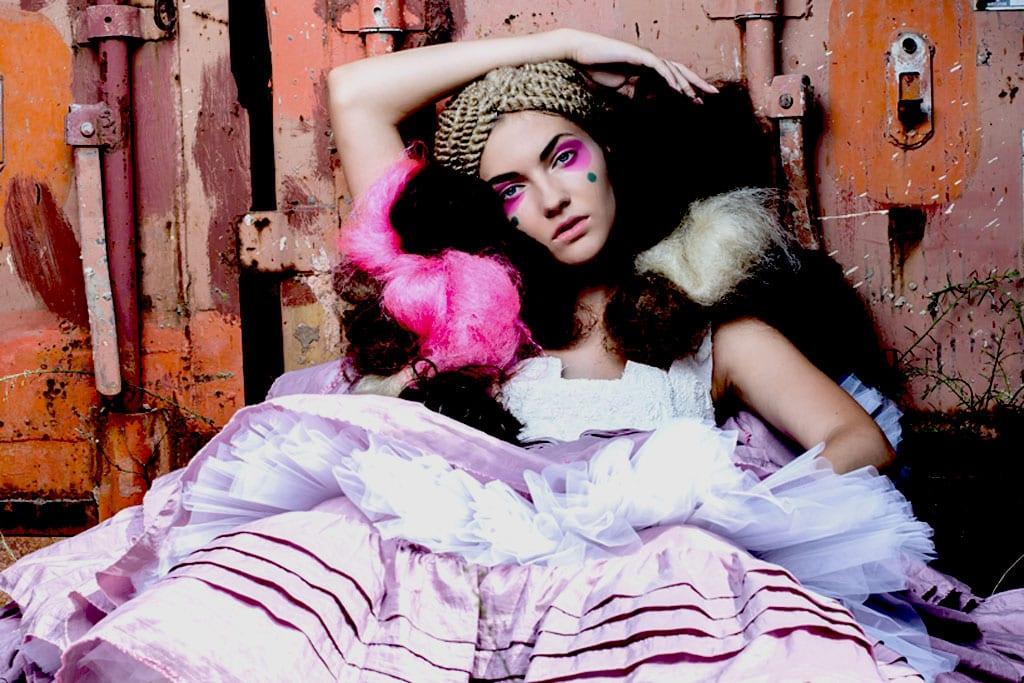 עיצוב אופנה: דניאל נאווי -Shenkar
