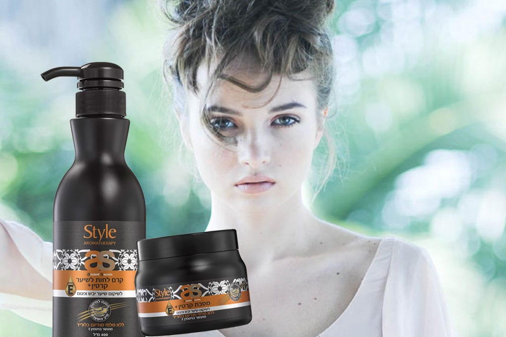 סדרת מוצרים ייחודית לשיער יבש ופגום שמעניקים לשיער מראה חזק ובריא פי 2, מונעים שבירה ומחזקים את השיער. מוצרי הסדרה מועשרים בקרטין טהור ובתוספת ויטמין E ואינם מכילים מלחי סודיום כלוריד -1