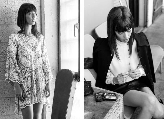 הפקת אופנה, טרנד, רטרו, וינטג׳. דידי פז, ג'יין בירקין, וארון הבגדים של נירה פז-5