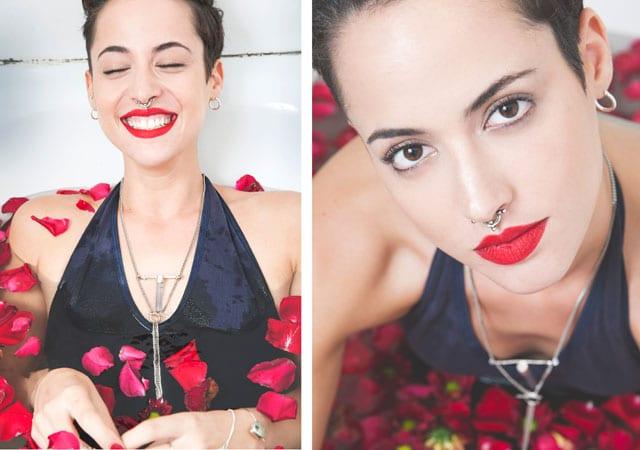 EFIFO. Fashion Magazine. WOMEN Jewelry, BohoReina, Liron Etzion- 9