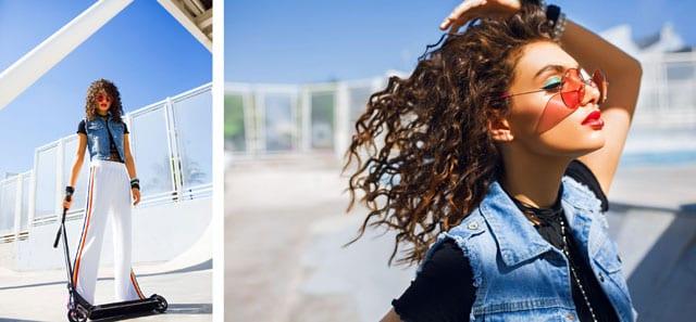 אופנת נשים: סטיילינג: שני מזרחי - שנקר (SHENKAR), צלמת: מרינה מושקוביץ, איפור: מורן אילת ינקו, עיצוב שיער: ספיר סבג, דוגמנית: שני רז לסוכנות itm - -15