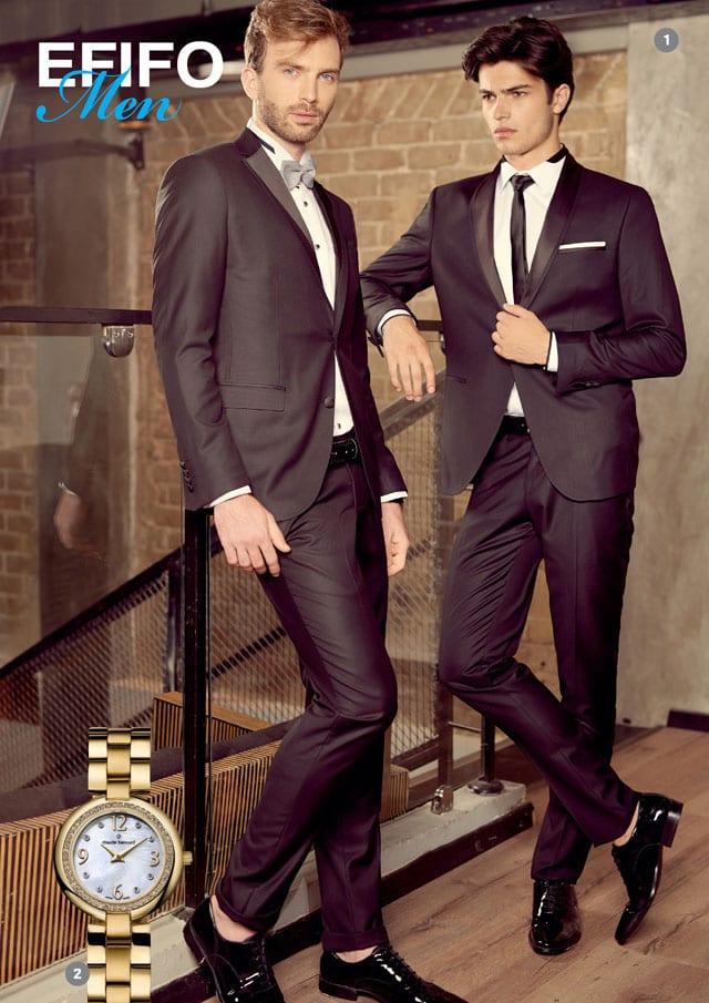 EFIFO. מגזין אופנה. MEN'S SHOPPING#12#1614