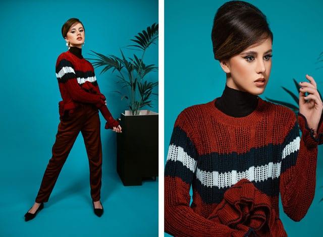 ״החופש לאהוב״ - שנות השישים עשו עלייה. הפקת אופנה ברוח הסיקסטיז. צילום:עידן שיסטר - 4