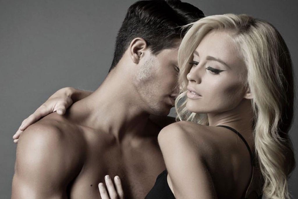 לי לוי, כוכבת אמזונס׳, סקסית עם אסף גורן