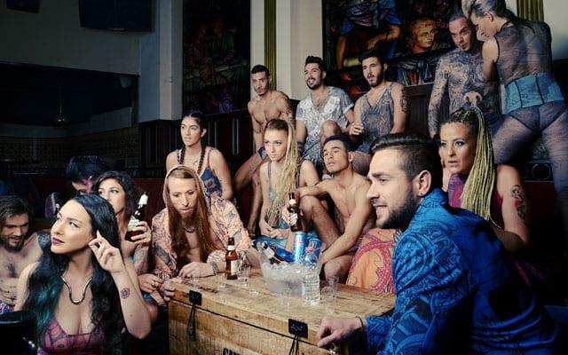 Photography: zilumehad BY Moshe.A, Fashion Designer: Nativ Yochai Maor - NATIV TATTOO, Production & concept: Effie Elisie - EFIFO, Video and Digital Editing: Koby Ben Shushan - 5