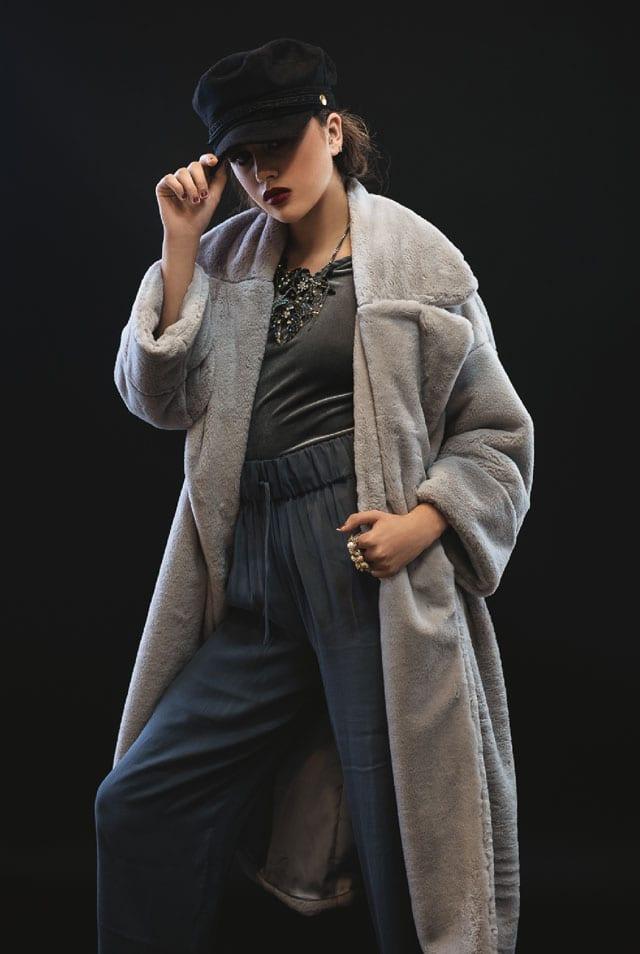 ״החופש לאהוב״ - שנות השישים עשו עלייה. הפקת אופנה ברוח הסיקסטיז. צילום:עידן שיסטר - 3
