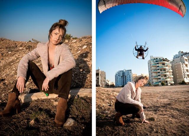 WINTER HUES, Photography: Meni Pal8
