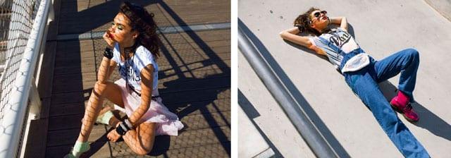 אופנת נשים: סטיילינג: שני מזרחי - שנקר (SHENKAR), צלמת: מרינה מושקוביץ, איפור: מורן אילת ינקו, עיצוב שיער: ספיר סבג, דוגמנית: שני רז לסוכנות itm -