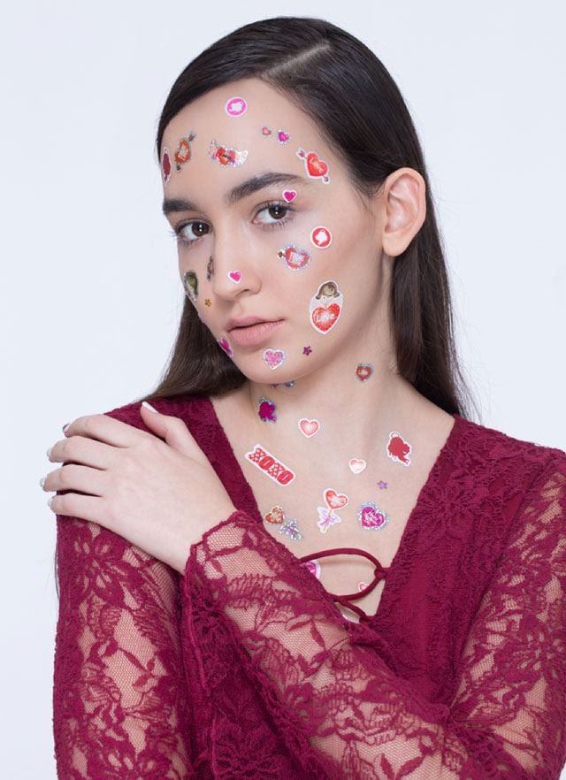 FASHION: Valentine by Liat Federman-