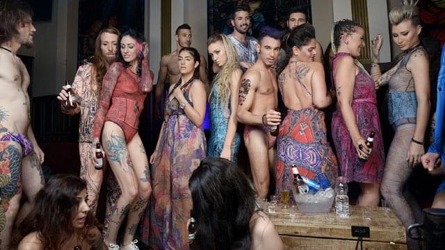 Photography: zilumehad BY Moshe.A, Fashion Designer: Nativ Yochai Maor - NATIV TATTOO, Production & concept: Effie Elisie - EFIFO, Video and Digital Editing: Koby Ben Shushan - 8