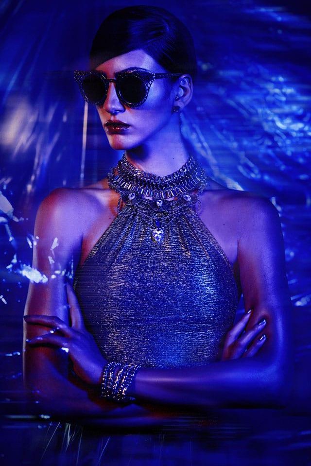 EFIFO. מגזין אופנה. הודא נקאש חוגגת סילבסטר, צילום: עדן גבאי-7