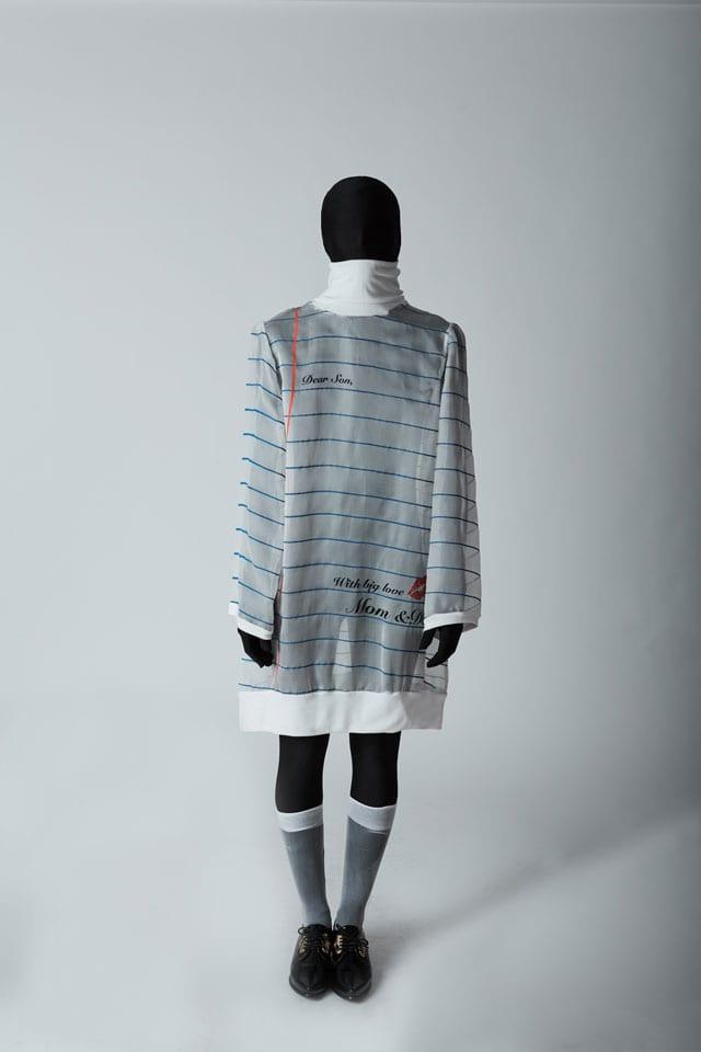 אופנה: ניר חצרוני. ״נוכח נעדר״. קפסולה 1