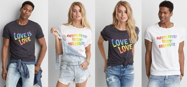 efifo, צבעי גאווה, pride, מצעד הגאווה, גאווה 2017, אתר אופנה, חולצה בצבעי גאווה - 1