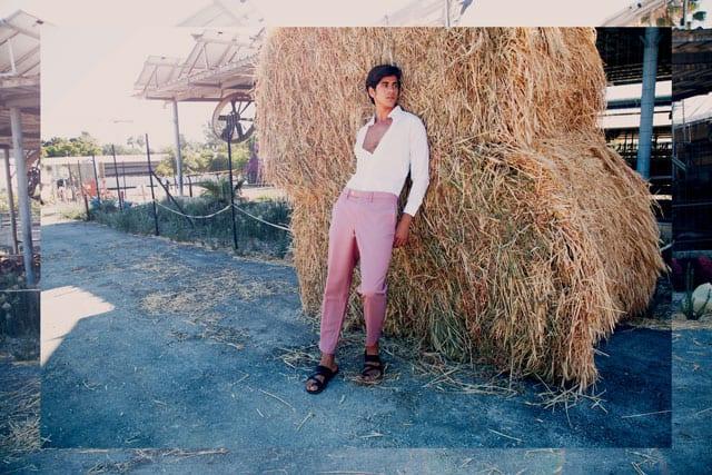 אופנת נשים, אופנת גברים: הפקת אופנה לחג שבועות תשע״ז: צילום: דניאל ואוריאל פחימה, דוגמנים: ליעוז הרוש, Passion managemen