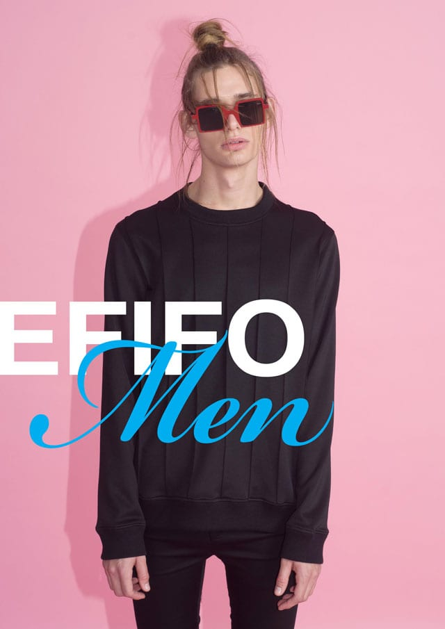 EFIFO. מגזין אופנה. MEN'S SHOPPING#12#16