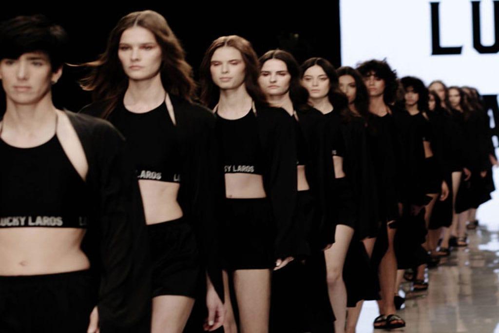 שבוע האופנה גינדי תל אביב 2017: עידן לרוס-