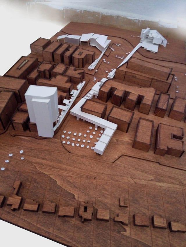 אדריכלות אוניברסיטת אריאל-1