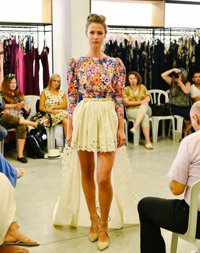 לימור בן יוסף שמלות כלה וערב 2016
