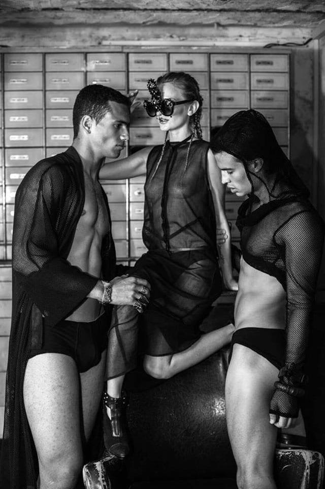 EFIFO מגזין אופנה. GHB - צילום: אנסטסיה שטניקובה-2